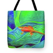 Outer Banks Gecko Tote Bag
