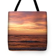 Outer Banks Sunset - Buxton - Hatteras Island Tote Bag