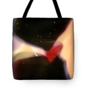 Outer Space Man Tote Bag
