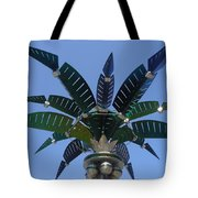 Outer Space Palm Tote Bag