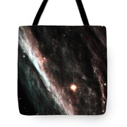 Outer Space Three One Six Tote Bag