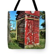 Outhouse 9 Tote Bag