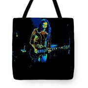 Outlaws #12 Art Psychedelic 2 Tote Bag