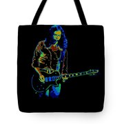 Outlaws #12 Art Psychedelic Tote Bag