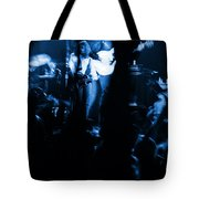 Outlaws #13 Blue Tote Bag