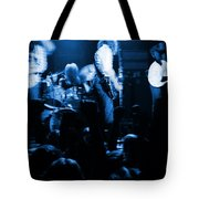 Outlaws #14 Blue Tote Bag