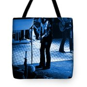 Outlaws #17 Blue Tote Bag