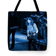 Outlaws #21 Crop 2 Blue Tote Bag