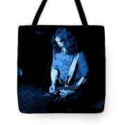 Outlaws #22 Art Blue Tote Bag