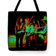 Outlaws #26 Crop 2 Art Cosmic Tote Bag