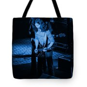 Outlaws #27 Blue Tote Bag
