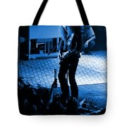 Outlaws #29 In Blue Tote Bag