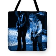 Outlaws #31 Crop 2 Blue Tote Bag