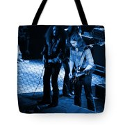 Outlaws #32 Crop 2 Blue Tote Bag