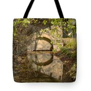 Outlet At The Mill Tote Bag