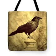 The Raven's Outlook Tote Bag