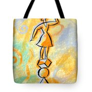 Outlook Tote Bag by Leon Zernitsky