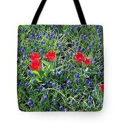 Outnumbered And Surrounded Tote Bag