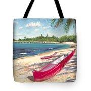 Outrigger - Haleiwa Tote Bag