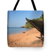 Outrigger On Cola Beach Tote Bag