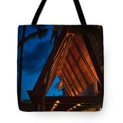 Outrigger Reef On The Beach Tote Bag