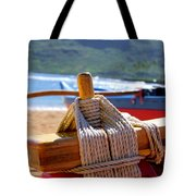 Outrigger Rigging Tote Bag