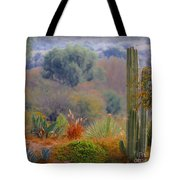 Outside Of Town Tote Bag