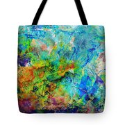 Outside The Lines Tote Bag