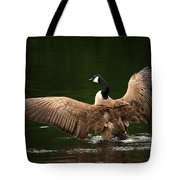 Outstretched Wings Tote Bag