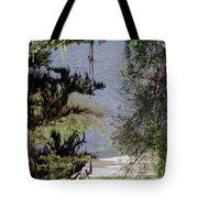 Outta The Woods Tote Bag