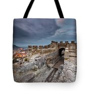 Ovech Fortress Tote Bag
