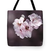 Over A Blossom Cloud Tote Bag