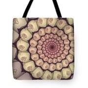 Over And Over Again Tote Bag