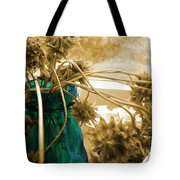 Over For The Clover Tote Bag