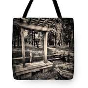 Over Hill-over Dale Tote Bag