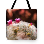 Over The Barrel Tote Bag