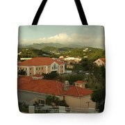 Over The Campus Tote Bag