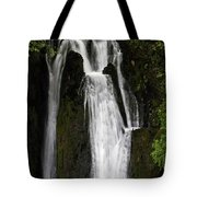 Over The Edge Two Tote Bag
