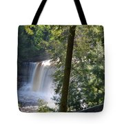 Over The Rim Tote Bag
