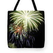4th Of July Fireworks 5 Tote Bag
