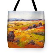 Overberg Autumn Tote Bag