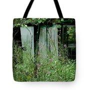 Overgrown Tote Bag