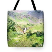 Overlooking Beauty Tote Bag