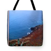 Overlooking The Atlantic Tote Bag