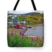 Overlooking Trinity-nl Tote Bag