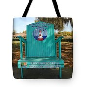 Oversized Beach Chair Tote Bag