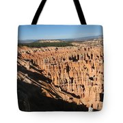 Overview At Bryce Canyon Tote Bag