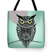 Owl 5 Tote Bag