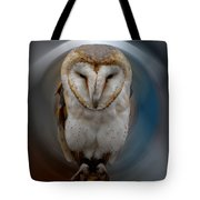 Owl Alba  Spain  Tote Bag