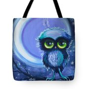 Owl Be Brave Tote Bag